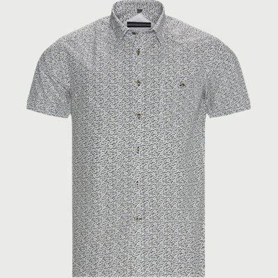 Lugano K/Æ Skjorte Regular fit | Lugano K/Æ Skjorte | Blå